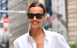 Irina Shayk, NYC, June 15