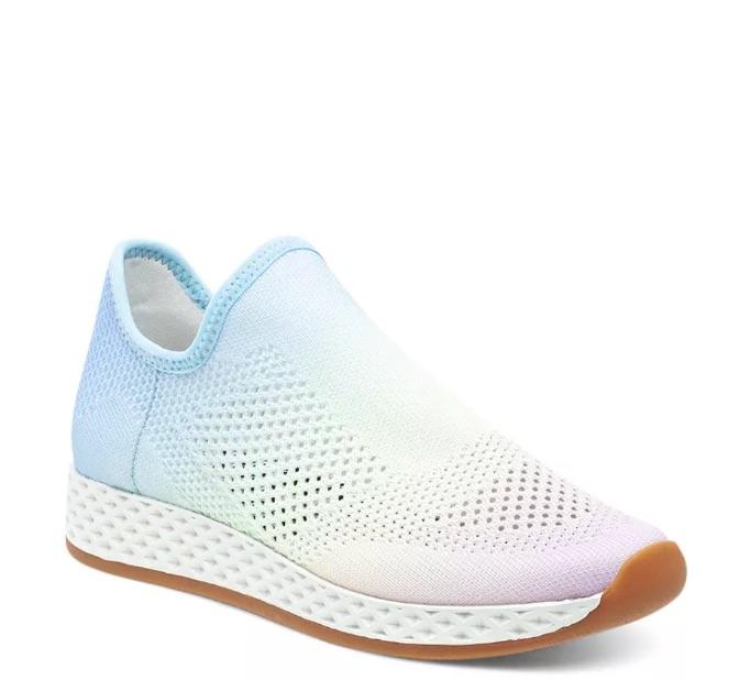 J/Slides tiger sneakers, best slip-on sneakers for women