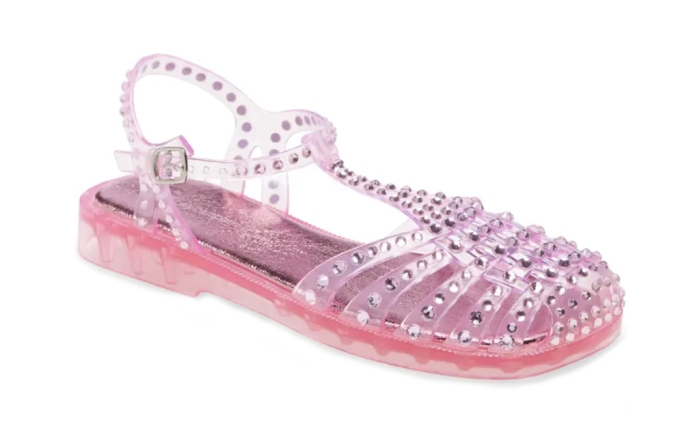 jeffrey campbell jelly sandals, best jelly shoes