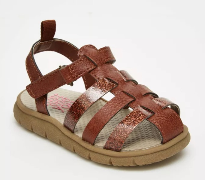 Just One You® made by carter's Gladys Sandal, target shoes for baby girl