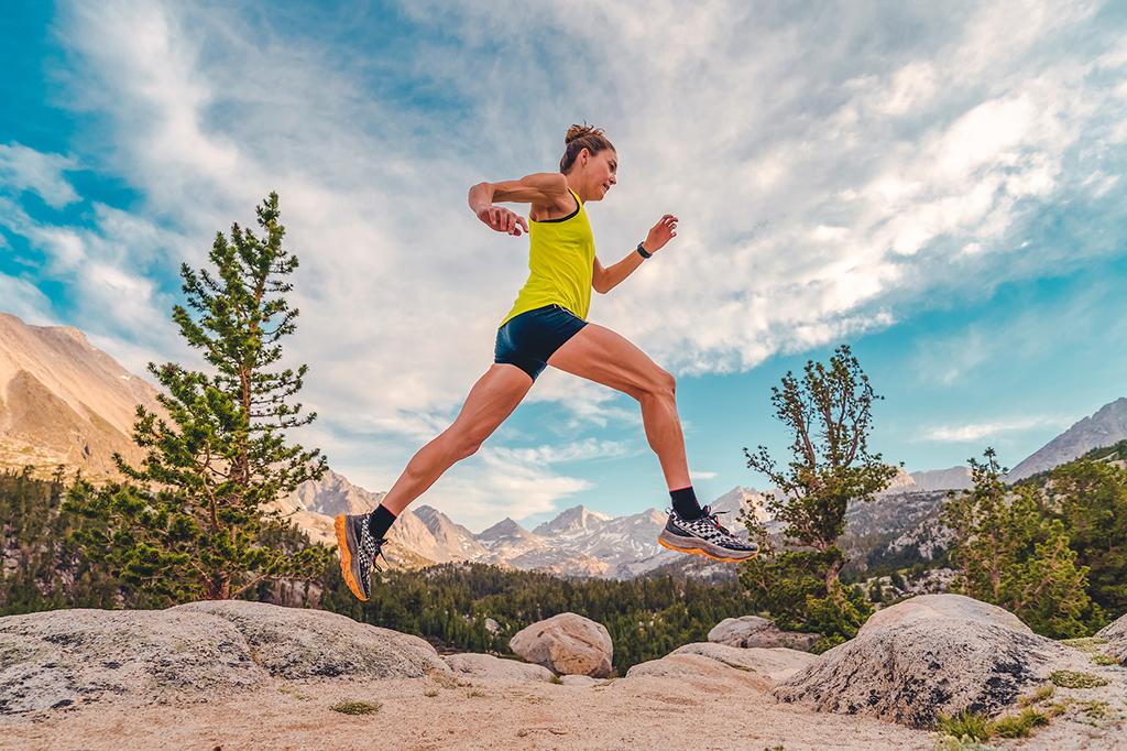 Saucony ultrarunner Katie Asmuth