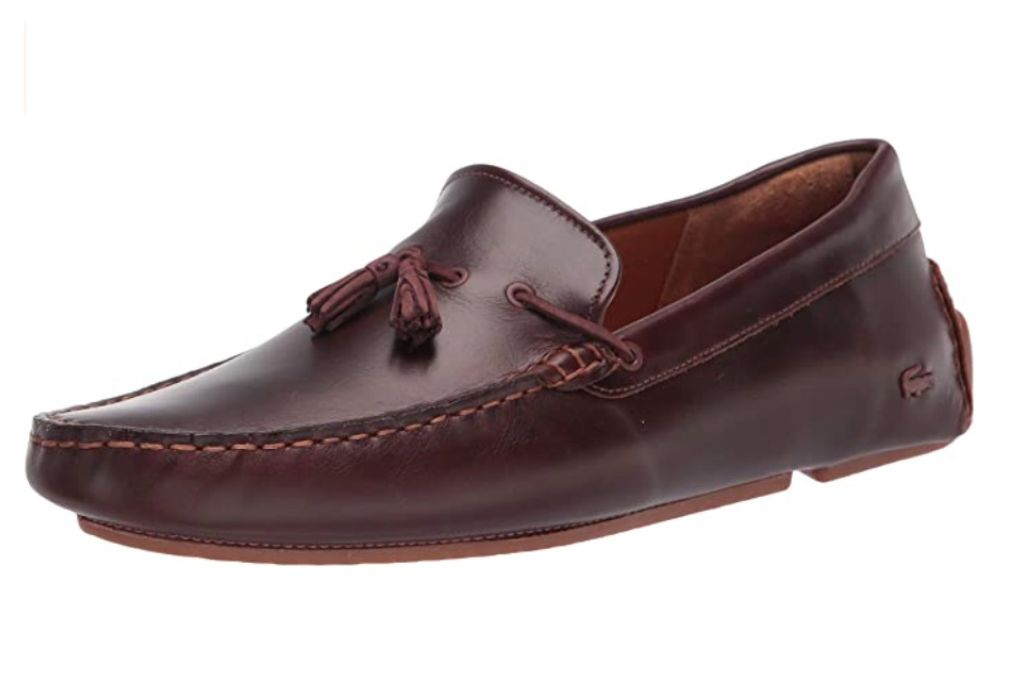 lacoste, tassel loafers, amazon prime day