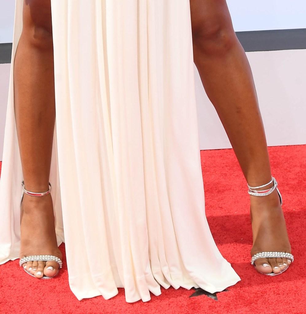 Megan Thee Stallion, BET Awards, sandals