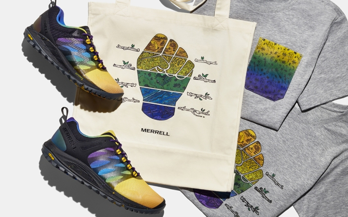 Merrell Latasha Dunston Outdoors for All collection