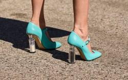 Moschino, shoes, resort 2022