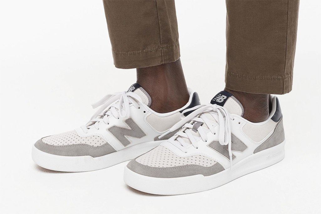 J.Crew Exclusively Releases the New Balance CRT300 V2 Leather ...