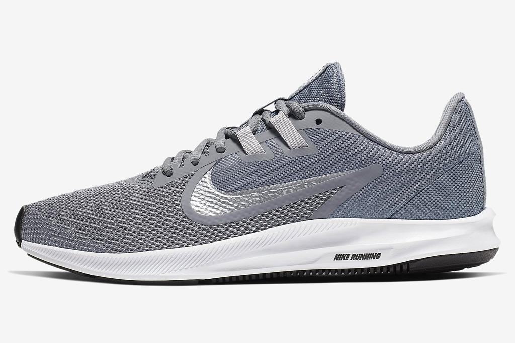 nike, sneakers, grey