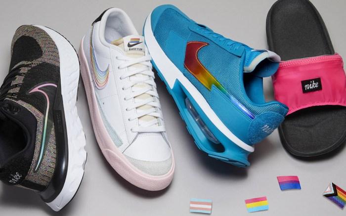 Nike, Be True, Pride, 2021