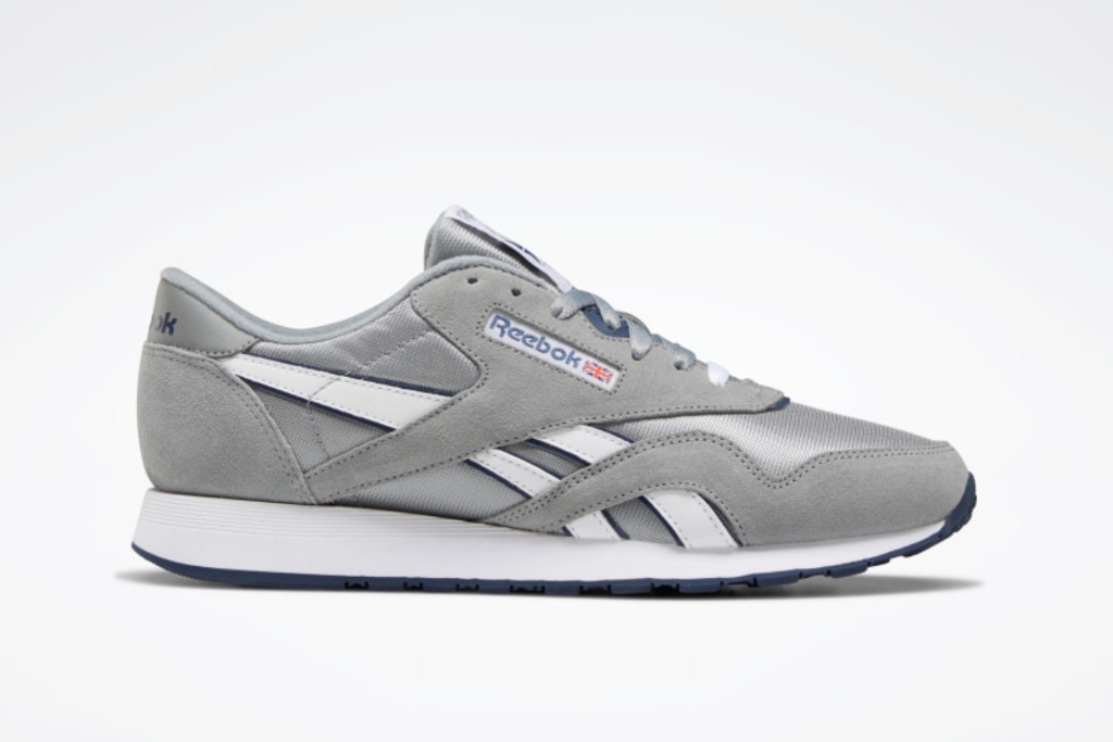 reebok, classic nylon mens shoes, friends and family sale
