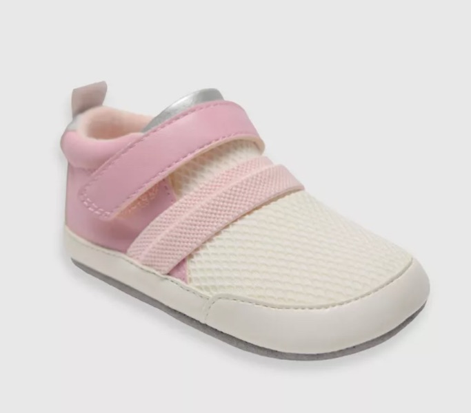 Ro+Me by Robeez Jill Athletic Sneaker, target shoes for baby girl