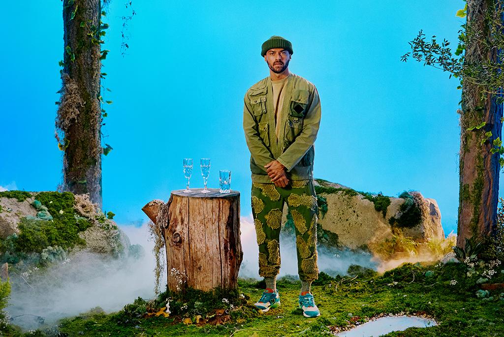 Jesse Williams Salehe Bembury New Balance Water Be The Guide 2002R