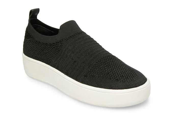steve madden beale sneaker, best slip-on sneakers for women