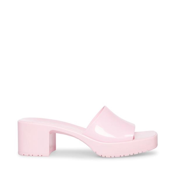 Steve Madden Harlin Pink, best jelly shoes and sandals