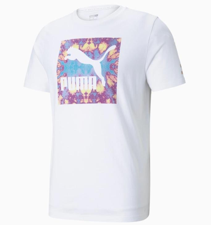T-shirt graphique Puma Streetwear pour hommes