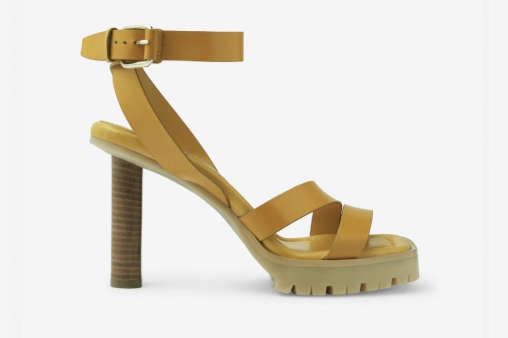 tamara mellon, irina shayk, sun valley, heeled sandal