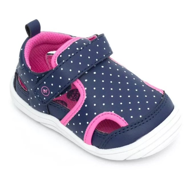 Surprize by Stride Rite Fisherman Sandals, target shoes for baby girl