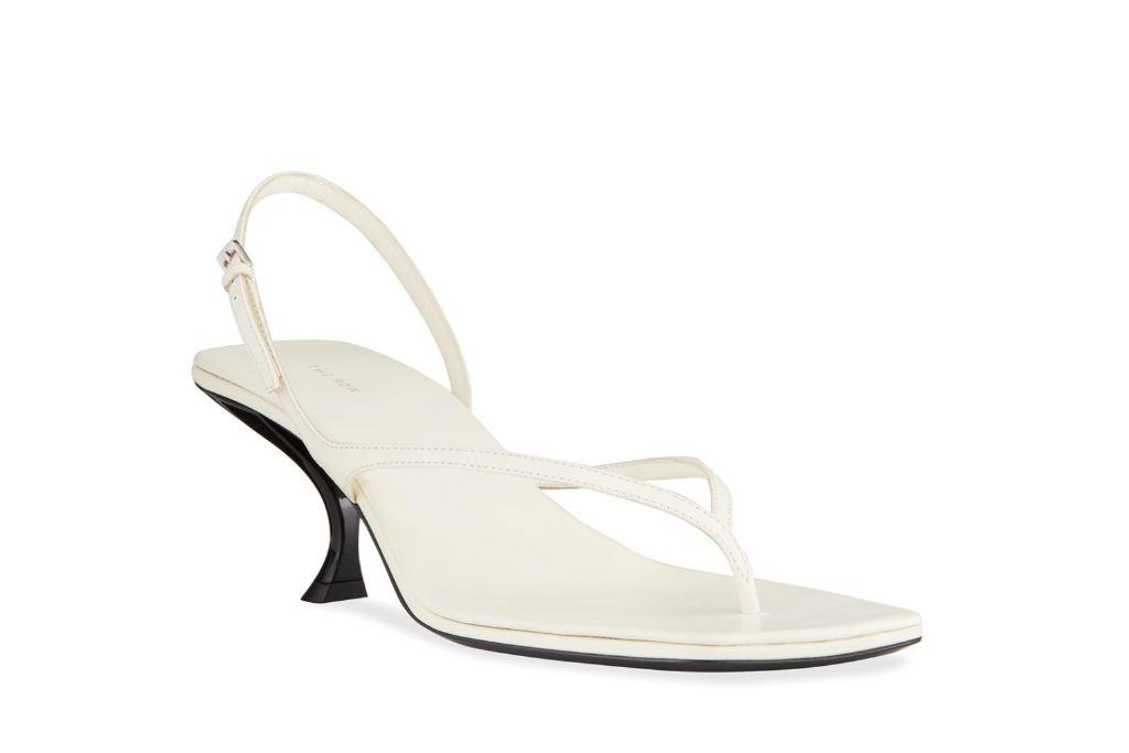 the row, thong sandal, rosie