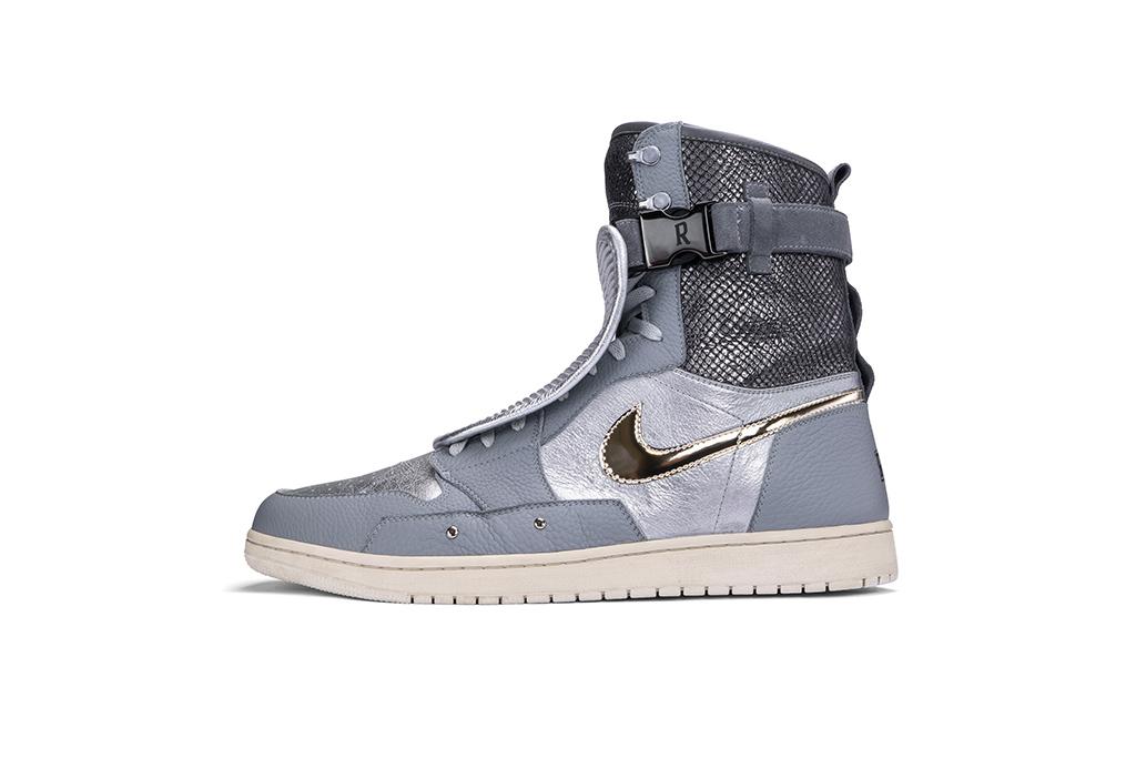 The Shoe Surgeon Ruffles Ridge Top sneakers