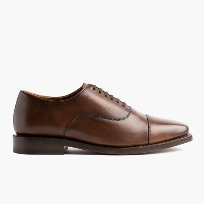 Thursday Boot Co, dress shoes, hickory