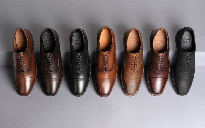 Thursday Boot Co, dress shoes, collection, release