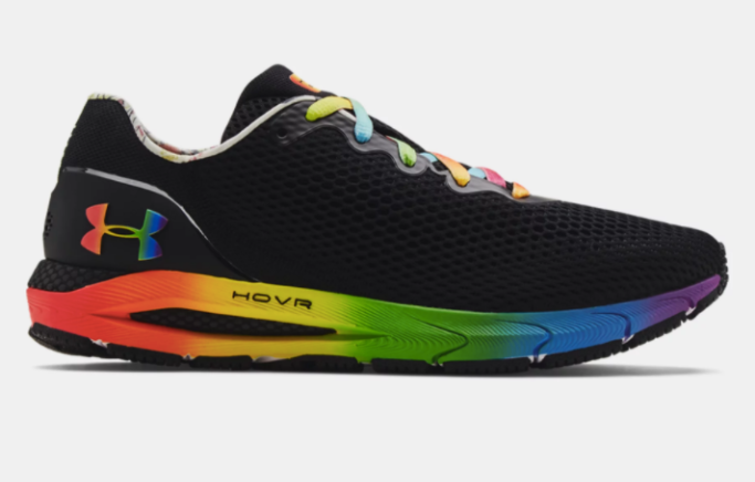 under armour pride hovr sonic 4 running shoes, under armour pride collection 2021
