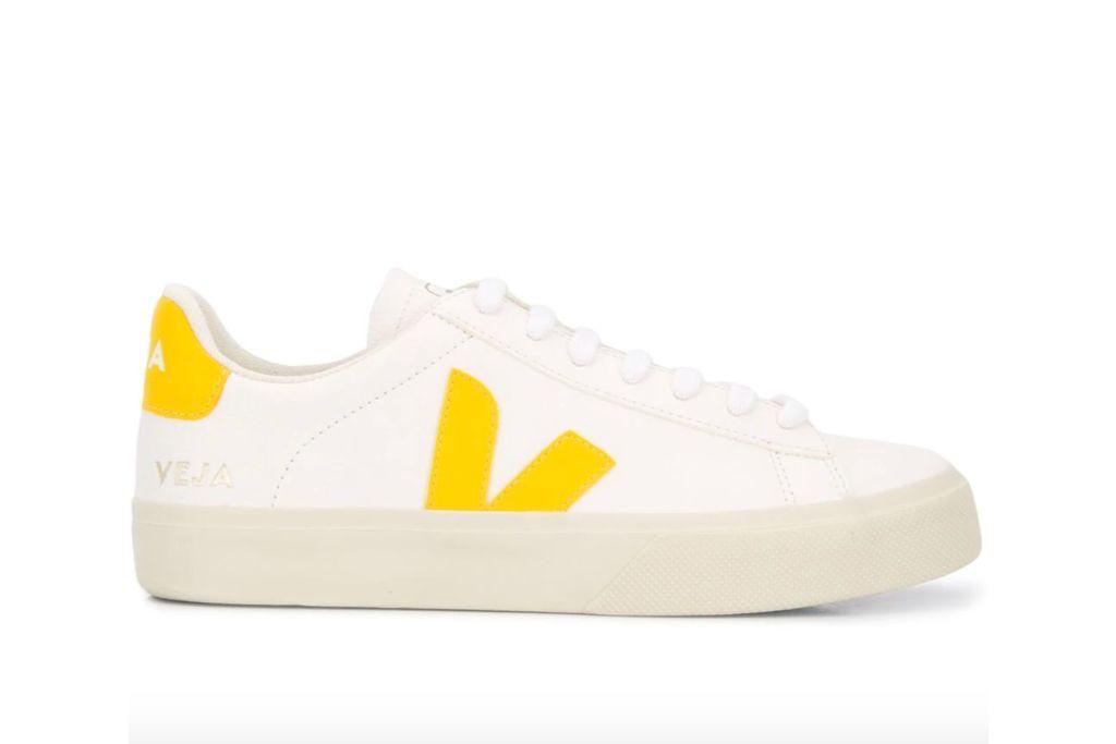 veja, campo chrome sneakers, white sneakers