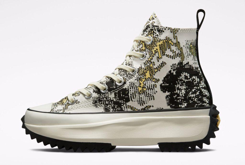 Converse Run Star Hike 'Hybrid Floral'