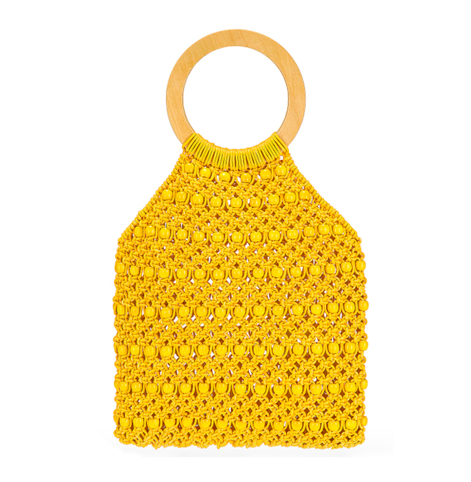 8 Other Reasons Woven Beaded Bag, best summer handbags