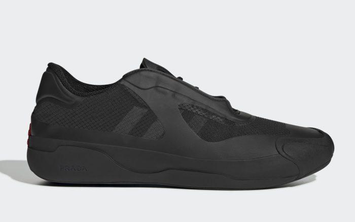 Prada x Adidas A+P Luna Rossa 21 'Core Black'