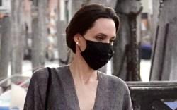 Angelina Jolie, Dolce & Gabbana, mules,