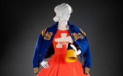 fidm, sporting fashion exhibit