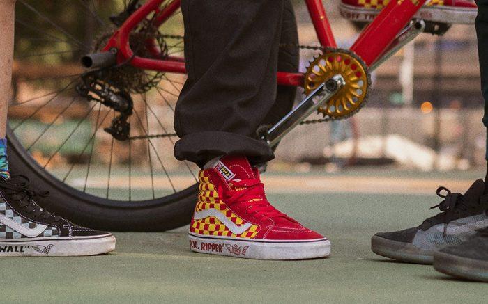 SE Bikes x Vans Collection