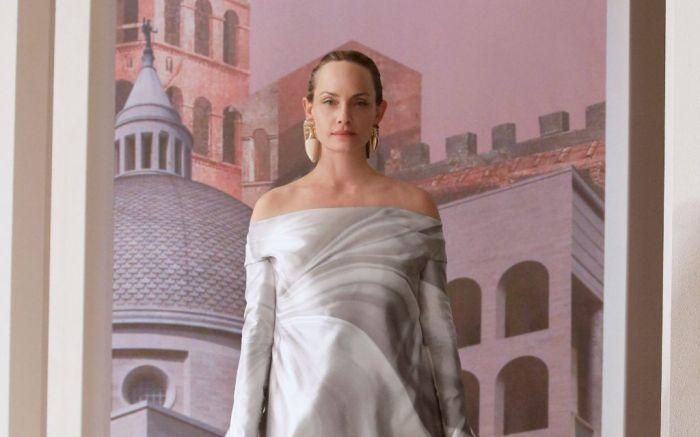 fendi, fendi couture, fall 2021 couture, haute couture, fendi, fendi shoes, fendi runway, runway, amber valletta