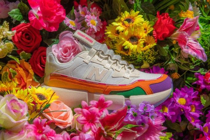 New Balance, Jaden Smith, vision sneaker, collaboration