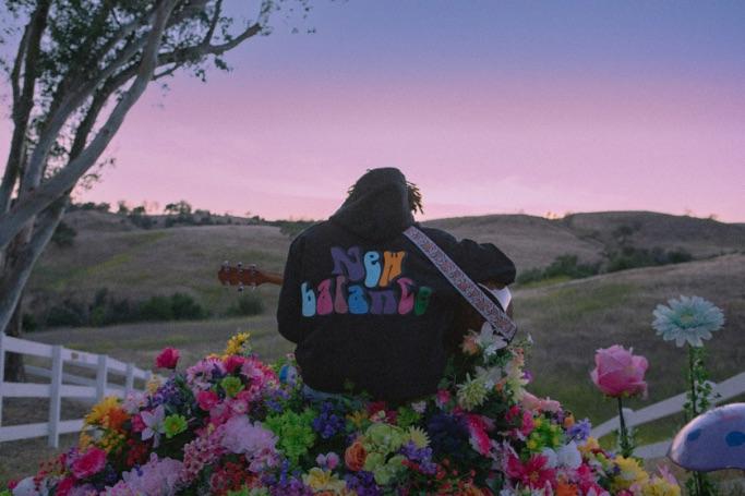 New Balance, Jaden Smith, hoodie, collaboration