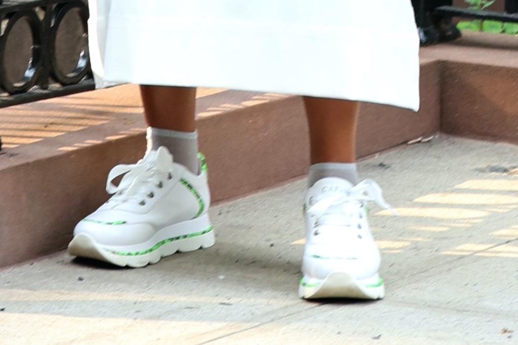 Gabrielle Union, sneakers