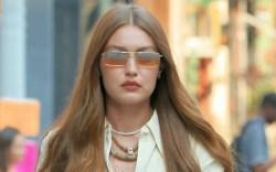 Gigi Hadid, Bottega Veneta, boho style,