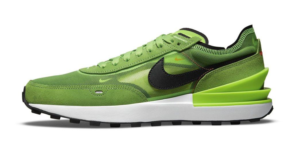 Nike Waffle One 'Electric Green'