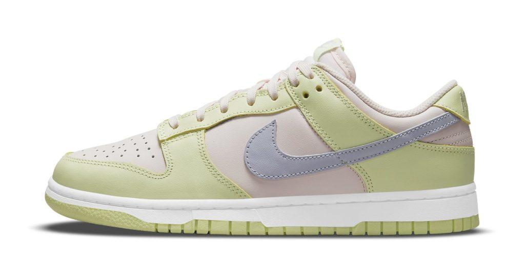 Nike Dunk Low 'Light Soft Pink'