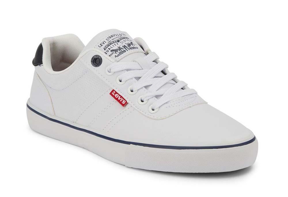 Levi's Mens Miles Perf FM UL Contrast Trim Sneaker Shoe