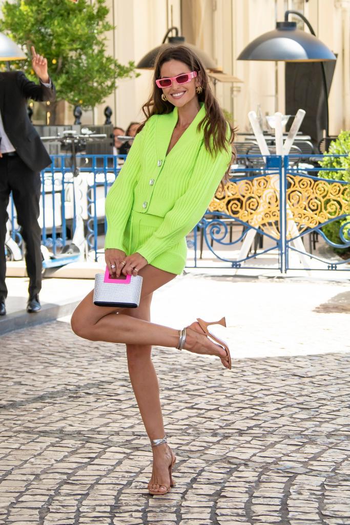 Izabel Goulart, Cannes Film Festival