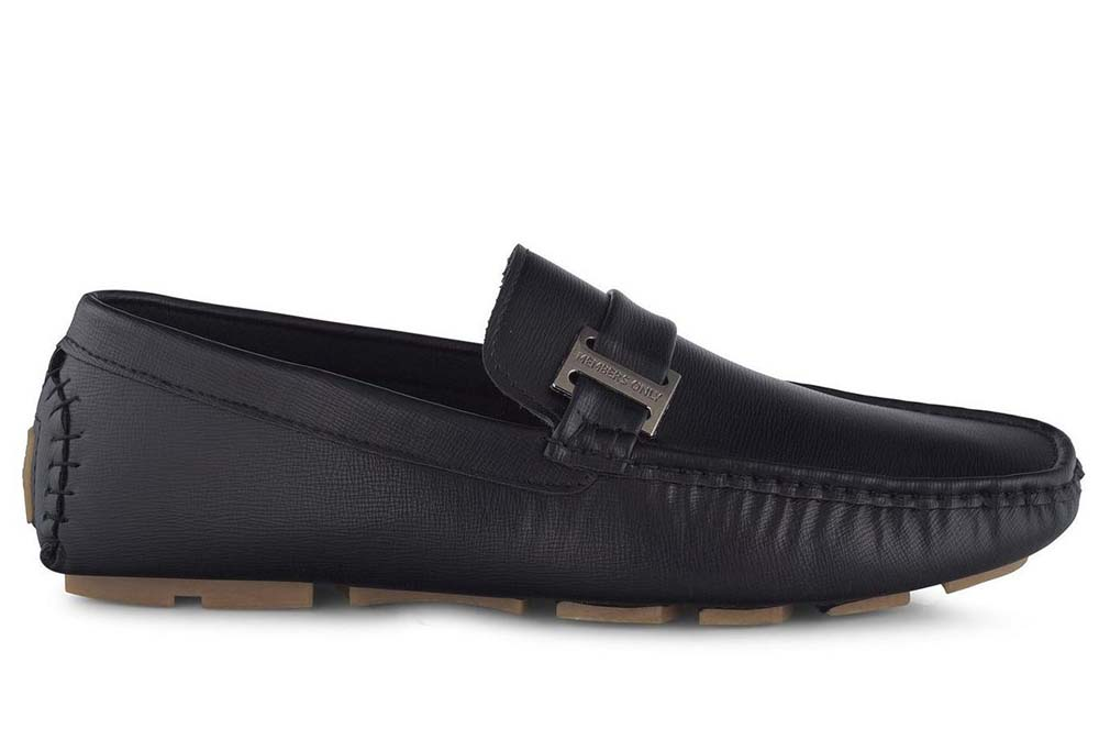 Members Only Faux Leather Driving Shoes