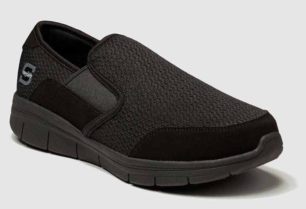 Men's S Sport by Skechers Optimal Slip On Athletic Shoes - Black
