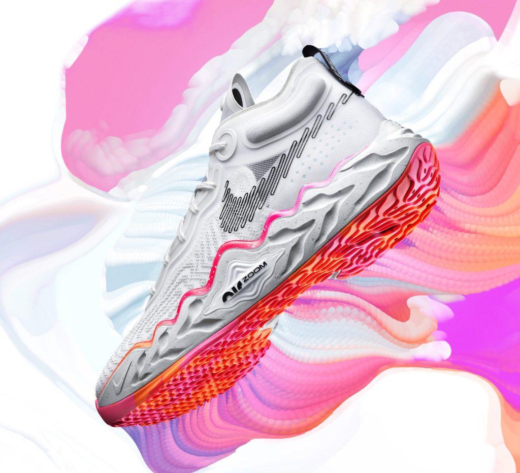 Nike Air Zoom G.T. Run 'Rawdacious'