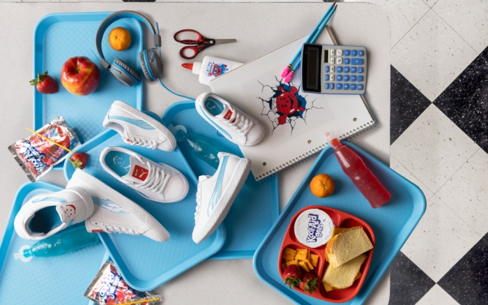 puma, kool aid, shoes, collaboration, clyde, sneaker