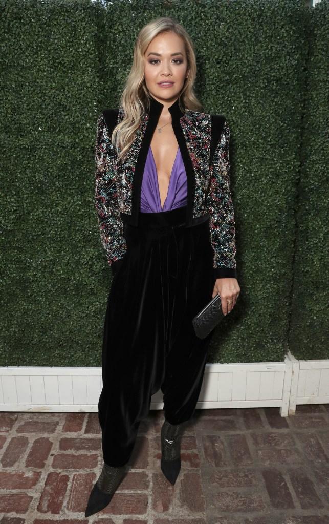 "Rita Ora attends Amazon Studios ""Jolt"" Special Screening on Saturday, July 19, 2021 in Los Angeles"