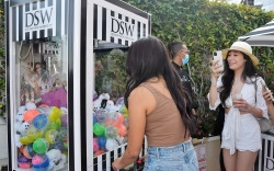 Chrishell Stause Celebrates DSW Fun, Flirty Capsule Collection