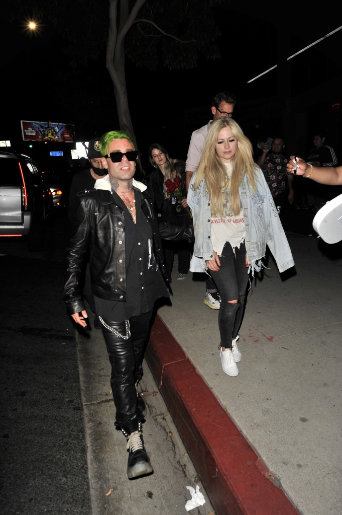 Avril Lavigne, Mod Sun