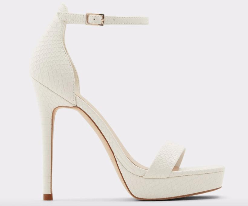 Aldo, platform sandals