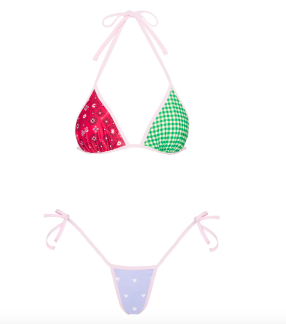 GCDS, bikini